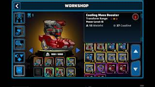 [Supermechs] (Copying) Top Player Build