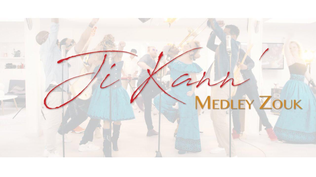 Download Ji Kann' -  Medley Zouk - Clip Officiel