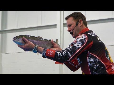 Ultimate Fishing Show 2020 Novi Michigan