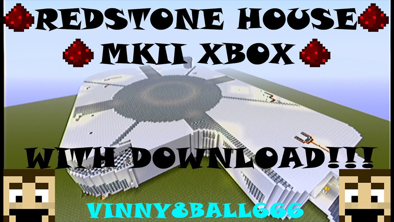 Minecraft redstone housemansion with downloadmodern redstone minecraft redstone housemansion with downloadmodern redstone creations youtube sciox Choice Image