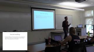 Lecture 37 Social Loafing
