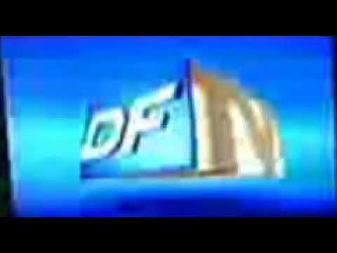 Logotipo do DFTV em movimento : Versão 2010