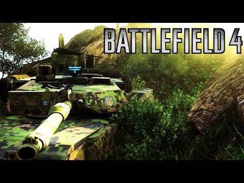 Battlefield 4 #206 - Zurück zu BF Vietnam ★ PC Gameplay ★ German ★ Let's Play Conquest Large
