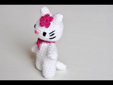 39f9d5933 How to Crochet * Hello Lucy, Hello Lomo * Part #2 * Amigurumi - YouTube