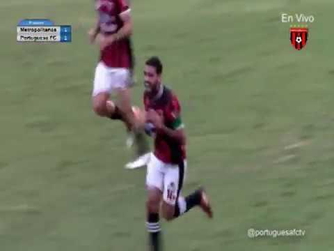 Resumen de Goles  del #Metropolitanos  vs #Portuguesa fc