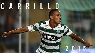 André Carrillo 2015 HD / Amazing Skill Show / Highlights / Sporting CP & Perú
