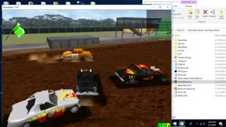 Demolition Derby & Figure 8 Race Direct3D Windows 10 Tutorial!!