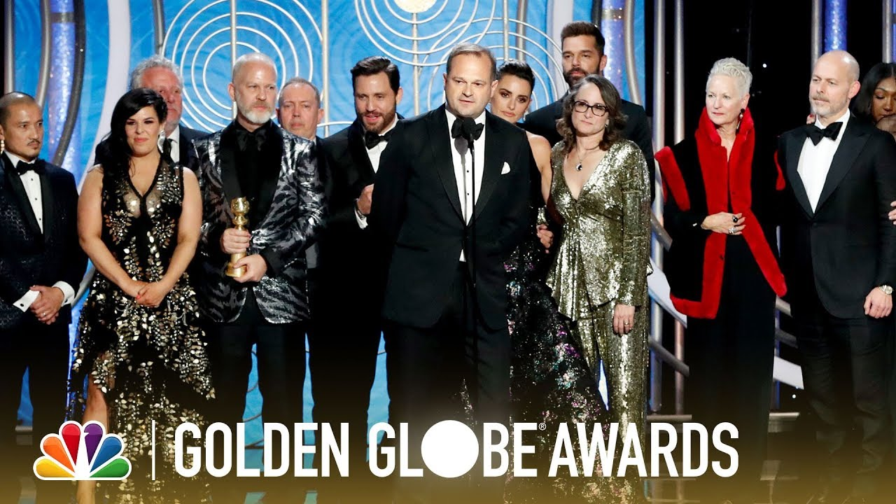 The Assassination of Gianni Versace Wins Best Limited Series - 2019 Golden Globes (Highlight) image
