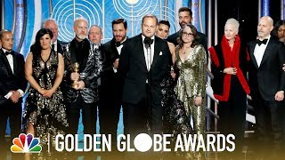 The Assassination of Gianni Versace Wins Best Limited Series - 2019 Golden Globes (Highlight)