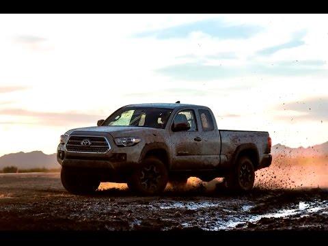 Новый пикап Toyota Tacoma 2015 - обзор Александра Михельсона