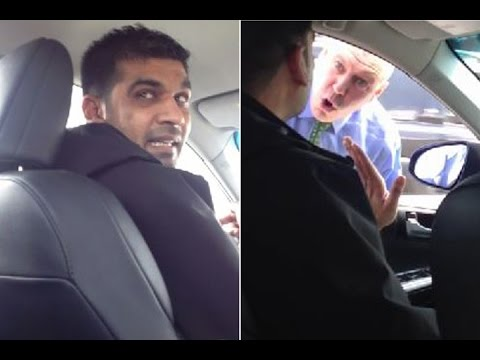 Uber Driver Cop a Racist Bully or Just a Bad Day?