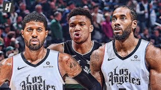 Los Angeles Clippers vs Milwaukee Bucks - Full Game Highlights | December 6 | 2019-20 NBA Season
