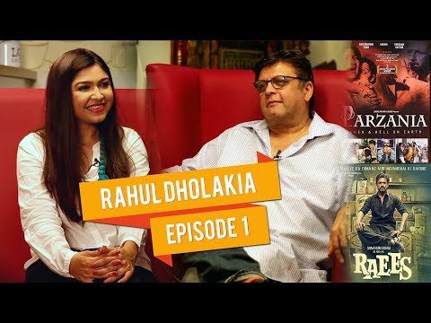 Talk Shop with Rahul Dholakia   Director of Raees   Episode 01
