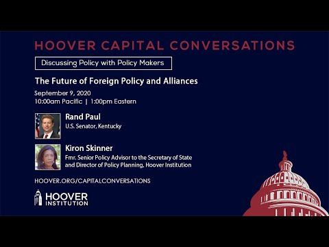 The Future Of Foreign Policy And Alliances