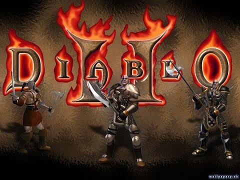 Diablo 2 : LoD ► Некромант на Хардкоре ( Макс. Сложность ) ► #1