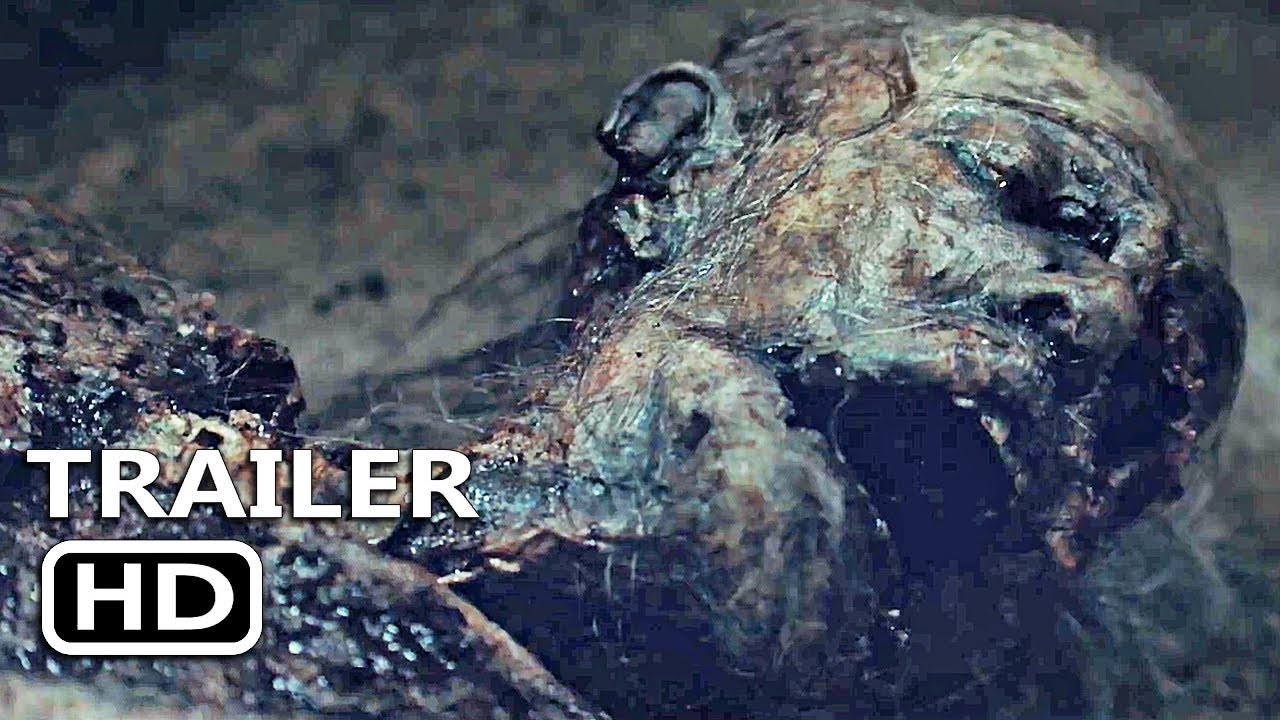 RELIC (2020) Horror Movie HD1080p