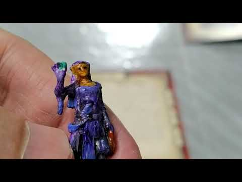 Painted figurines Talisman, City expansion |
