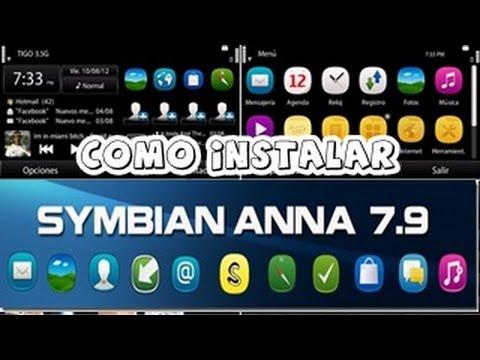 Como Instalar Symbian Anna v7.9 En Nokia 5800,5530,5230 y X6 (S60v5) | BIEN EXPLICADO 2015