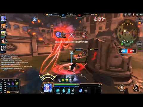Smite Arena Match #5 - Poseidon