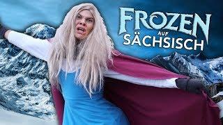 FROZEN - LET IT GO (auf SÄCHSISCH) - Trau Dich Joey | Joey's Jungle