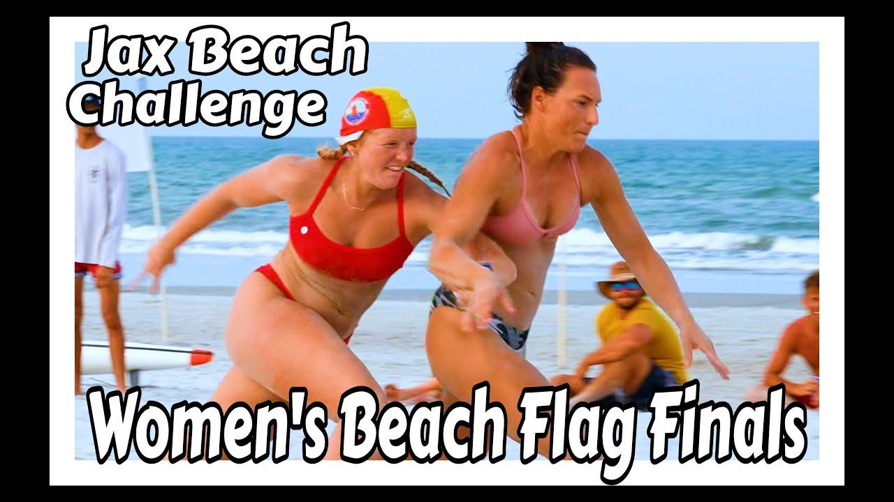 Quick Clips - Women's Beach Flag Final - Jax Beach Relays 2021