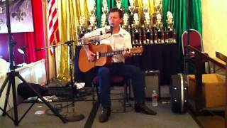 Jake La Botz - Getting Closer - Live at New Orleans Tattoo Convention 2010