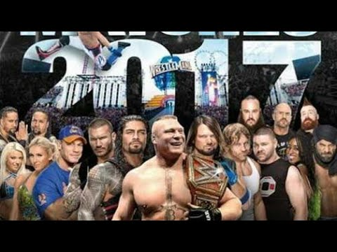 "WWE Epic Tribute ""Heroes in the Darkest Times""2017 Tribute Video"