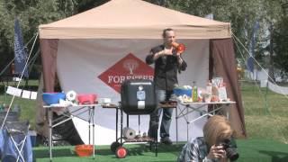 ВИДЕО-УРОК: Сэндвич-лаваш с ростбифом-гриль