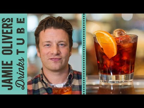 Milano-Torino & Americano Cocktails - Aperitivo   Jamie Oliver & Giuseppe Gallo