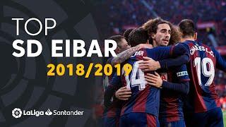 TOP Goals SD Eibar LaLiga Santander 2018/2019