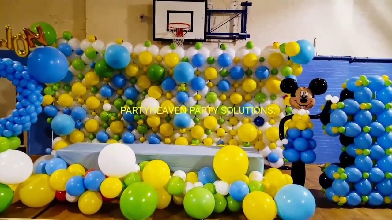 Balloon Wall Art - Elitflat
