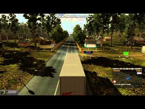 Euro Truck Simulator 2 - КрАЗ 255