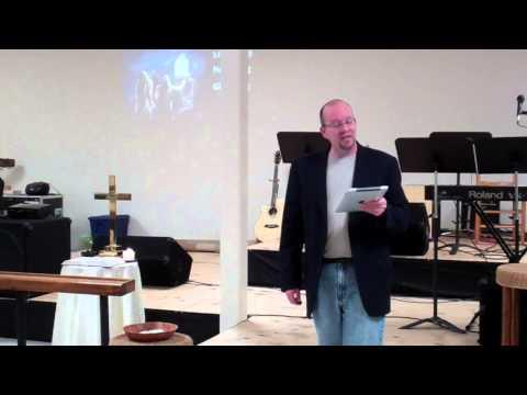 Andy Curtis - Mark 9:2-9: Horrifying and Glorifying