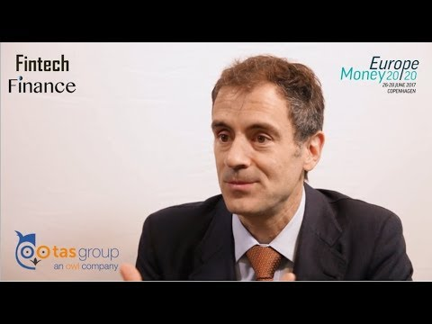 Fintech Finance Interviews TAS Group at Money 20/20 Europe 2017