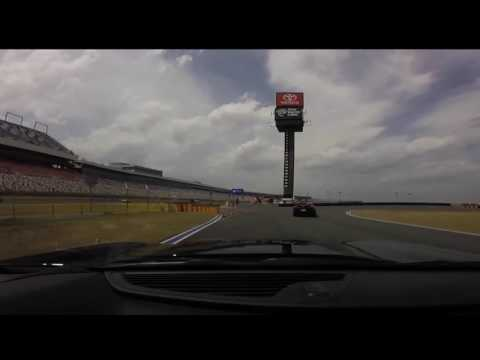 Track day at Charlotte Motor Speedway
