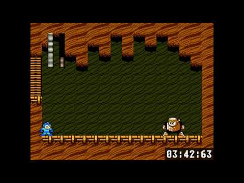 Mega Man Legacy Collection - MM2 Robot Rush (No Items) Gold Medal |