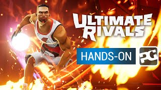 ULTIMATE RIVALS: THE COURT - iPhone, iPad, Apple Arcade | Gameplay