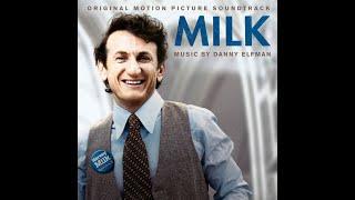 Milk Soundtrack - Harvey's Last Day