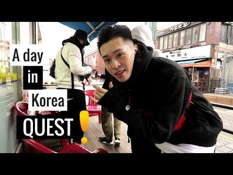 Cùng Ben Khám Phá Đất Nước Hàn Quốc | What's Good Seoul, Korea 2018