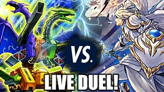 *YUGIOH* LIVE DUEL! DARKLORD (ME) VS ABC! FULL MATCH!! WHO WILL WIN?! 2016