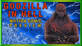 Godzilla In Hell - Motion Comic Preview