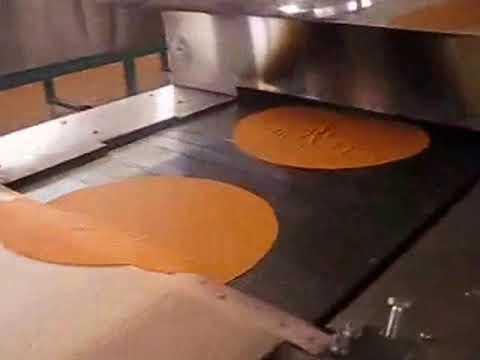 Автоматизированная линия для производства тонкого армянского лаваша