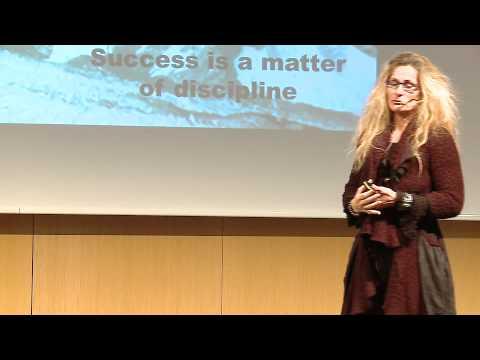 """The Everest Way"" Lene Gammelgaard Top Global Speaker"