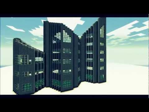"[Minecraft Timelapse] ""The Ocean"" Building"