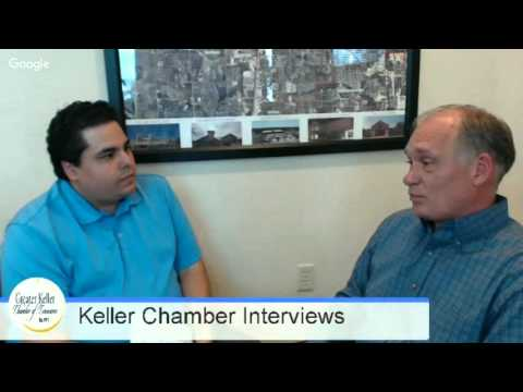 Keller Chamber Interview:  Keller Mayor Mark Mathews Recall Election
