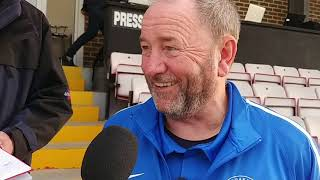 Official TUFC TV | Gary Johnson On 4-2 Win Over Eastbourne Borough 13/10/18