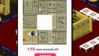 Ameba Pico Completing The Egyptian Puzzle Thumbnail