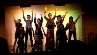 Somebody to love -- Group1, a-302 performance