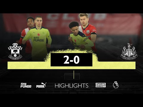Southampton Newcastle Goals And Highlights