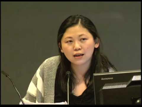 Colgate's Living Writers: Yiyun Li 11/6/09